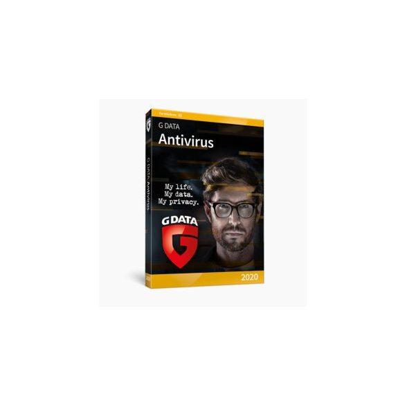 G DATA ANTIVIRUS 1 év