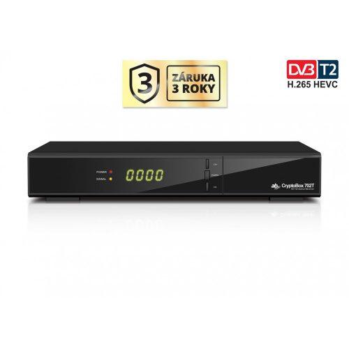 AB Cryptobox 702T DVB-T2/C Set-Top Box