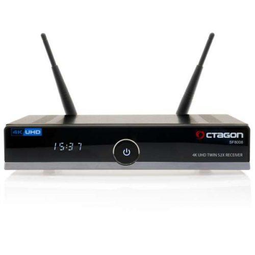 Octagon SF8008 4K DVB-S2X
