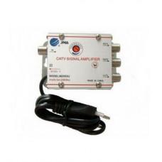 Jelerősítő CATV 3-es osztóval
