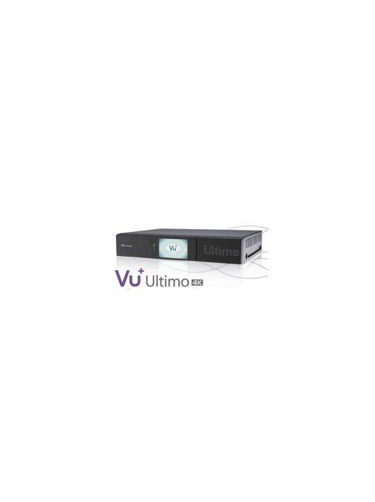 VU+ Ultimo 4K 1x FBC Dual Sat tuner