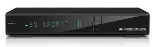 AB CryptoBox 752 HD Combo DVB-S2/T2/C