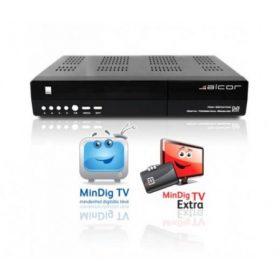 KÁBELTÉVÉ ÉS MINDIG  TV VEVŐK (DVB-C,DVB-T,DVB-T2)